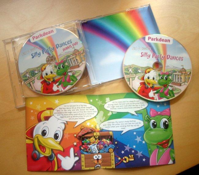 Parkdean-cd-dvd