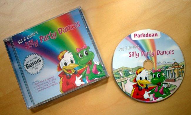 parkdean CDs